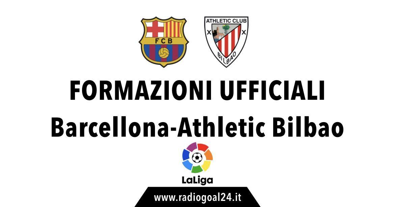 Barcellona-Athletic Bilbao