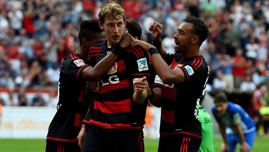 Ludogorets-Bayern Leverkusen formazioni ufficiali