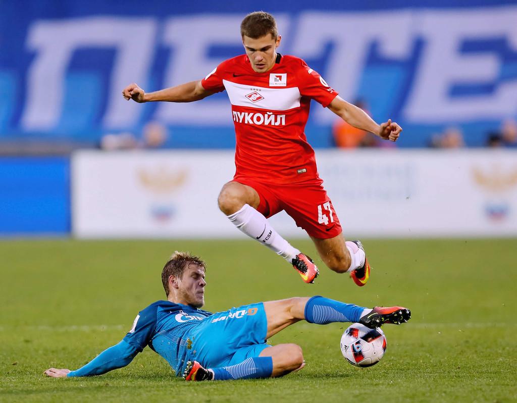 Rapid Vienna-Spartak Mosca formazioni ufficiali
