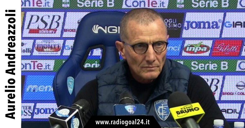 Andreazzoli Empoli-Lazio