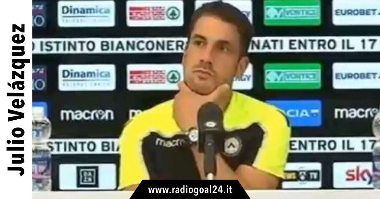 Velázquez Udinese-Torino