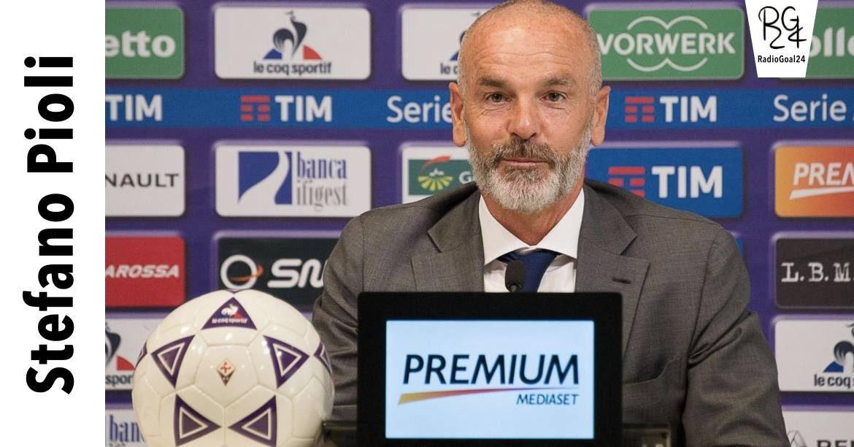 Pioli Fiorentina-Atalanta