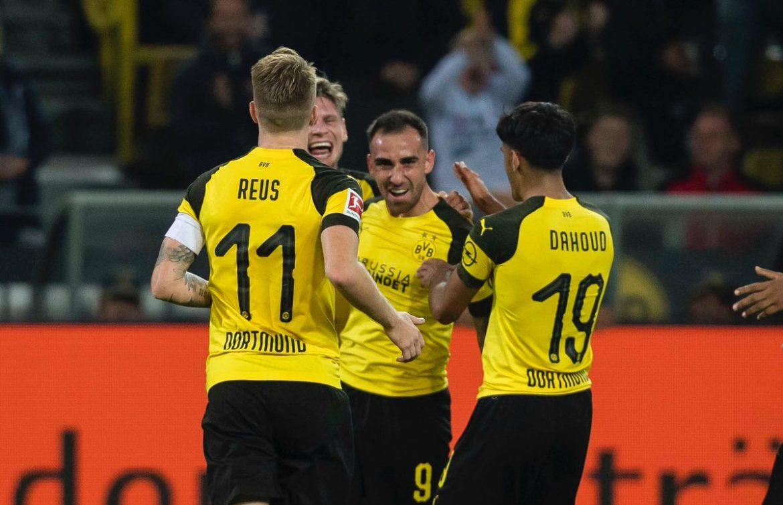 Borussia Dortmund-Brugge formazioni ufficiali