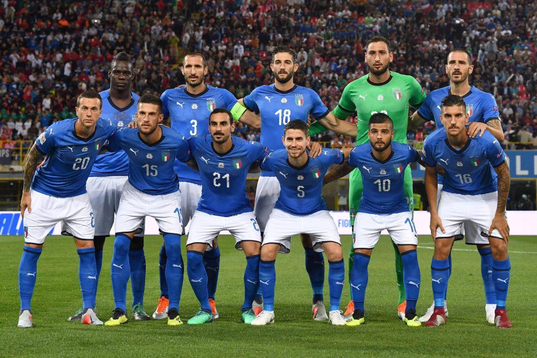 Italia-Ucraina probabili formazioni