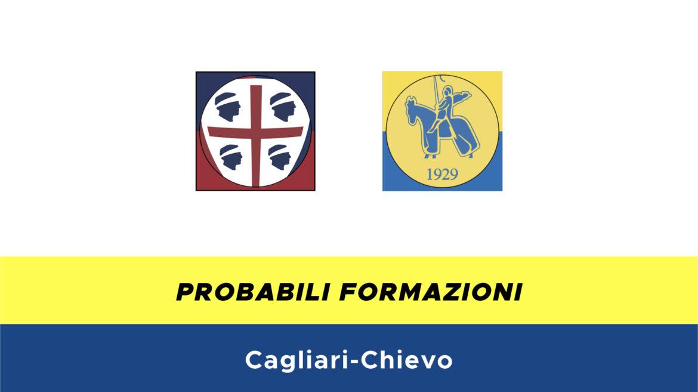 Cagliari-Chievo probabili formazioni