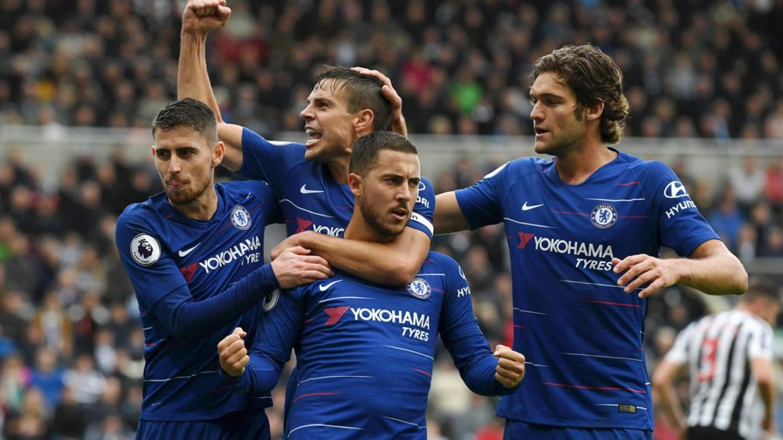 Chelsea-Videoton formazioni ufficiali