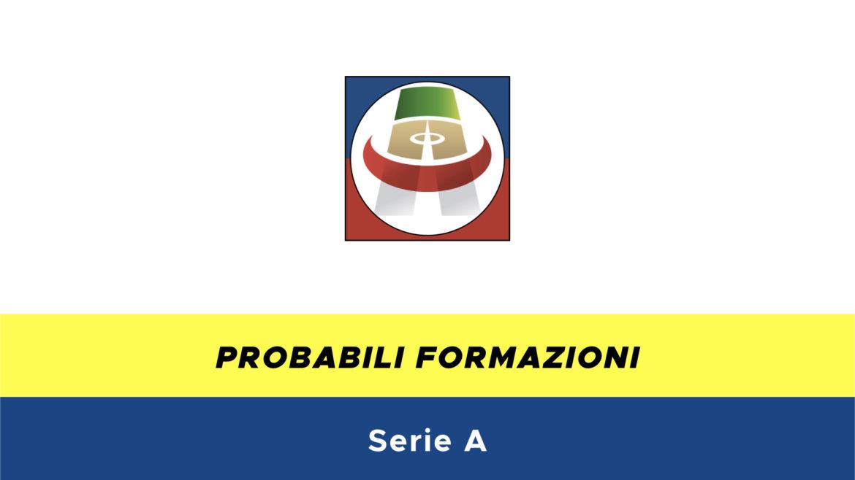 Probabili formazioni Serie A TIM
