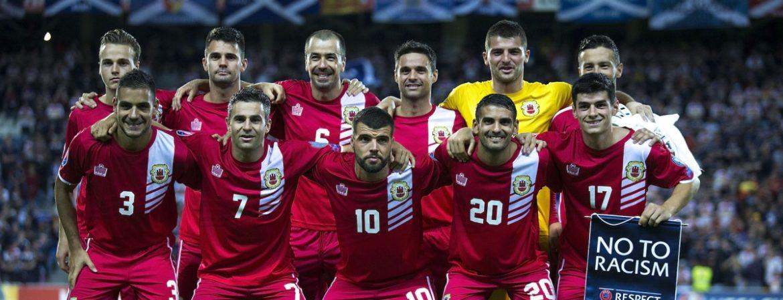 Gibilterra-Liechtenstein formazioni ufficiali