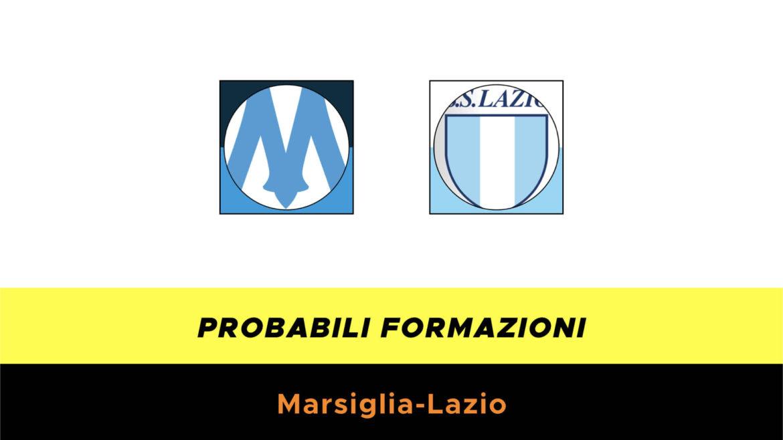 Marsiglia-Lazio probabili formazioni