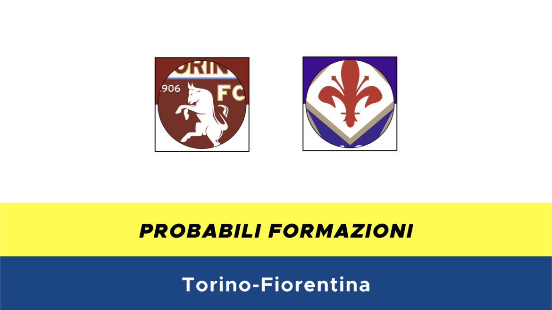 Torino-Fiorentina probabili formazioni