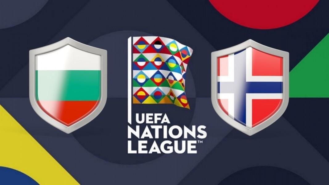 Norvegia-Bulgaria formazioni ufficiali