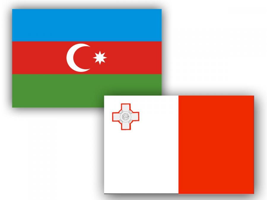 Azerbaigian-Malta formazioni ufficiali