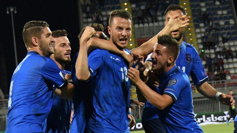 Far Oer-Kosovo formazioni ufficiali