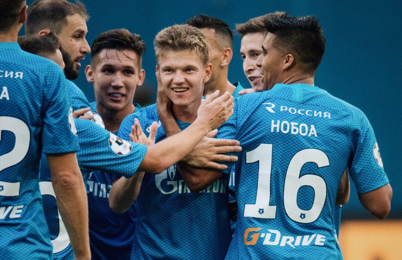 Zenit-Slavia Praga formazioni ufficiali