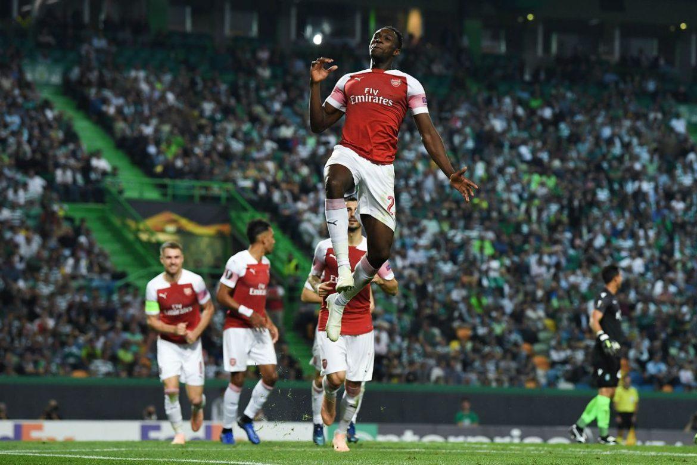 Arsenal-Sporting formazioni ufficiali