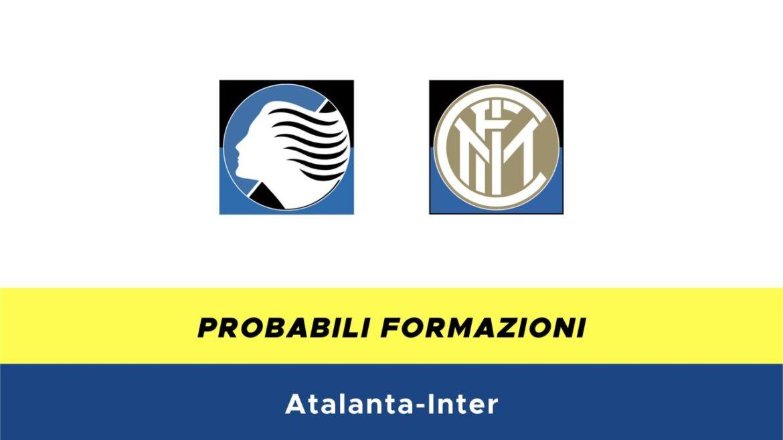 Atalanta-Inter probabili formazioni