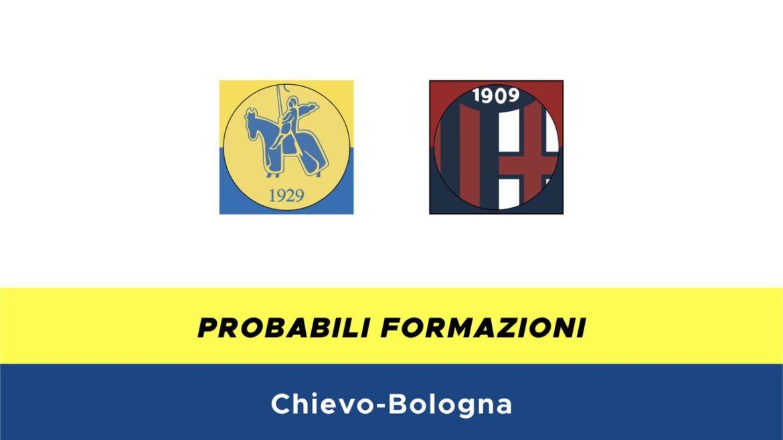 Chievo-Bologna probabili formazioni