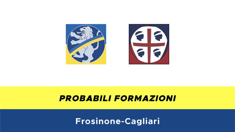 Frosinone-Cagliari probabili formazioni