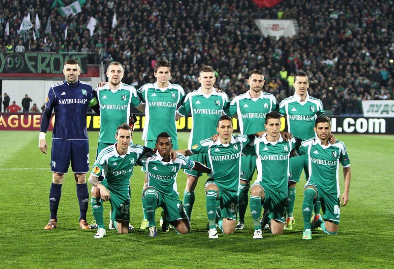Ludogorets-AEK Larnaca formazioni ufficiali