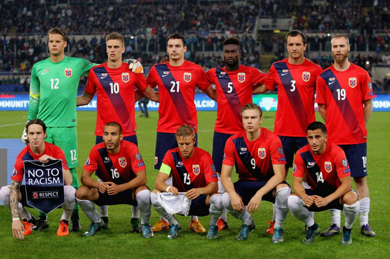 Slovenia-Norvegia formazioni ufficiali