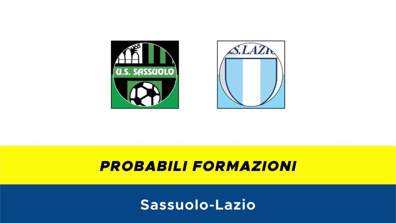 Sassuolo-Lazio probabili formazioni