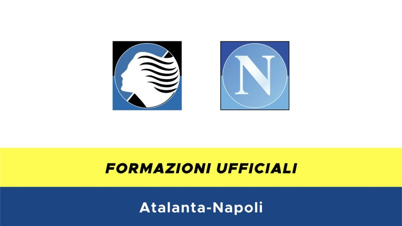 Atalanta-Napoli formazioni ufficiali