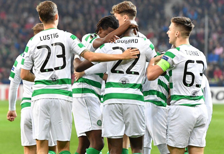 Celtic-Lispia formazioni ufficiali