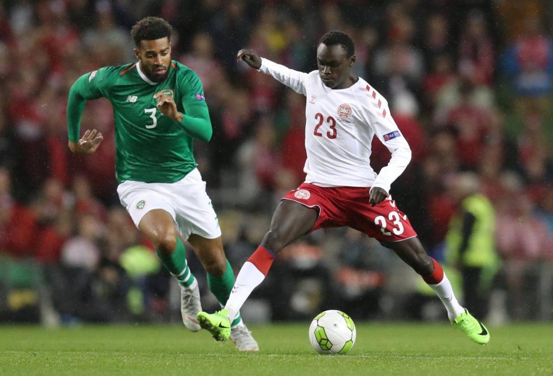 Danimarca-Irlanda formazioni ufficiali