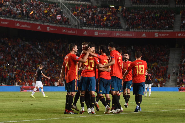 Croazia-Spagna formazioni ufficiali