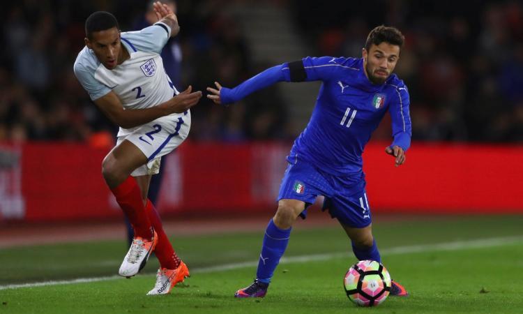 Italia U21-Inghilterra U21 probabili formazioni