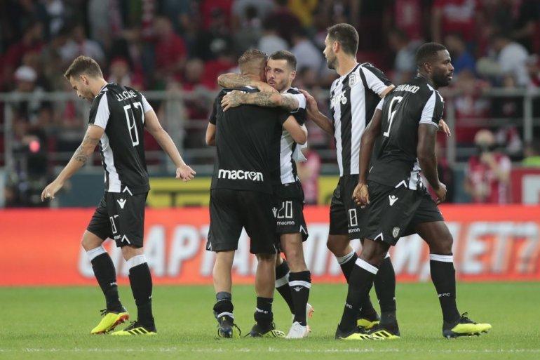 Videoton-PAOK formazioni ufficiali