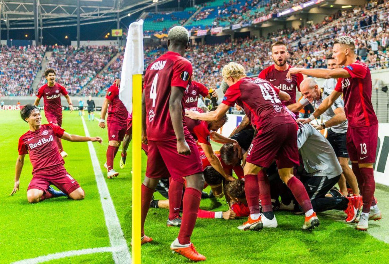 Rosenborg-Salisburgo formazioni ufficiali