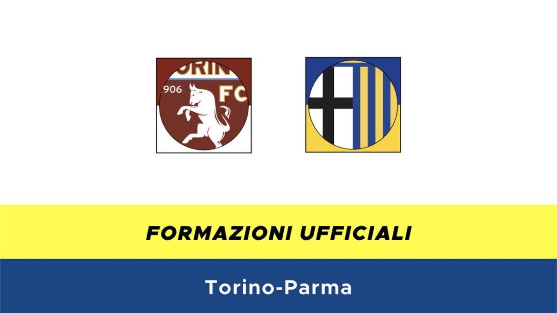 Torino-Parma formazioni ufficiali
