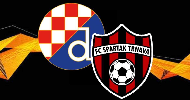Dinamo Zagabria-Trnava formazioni ufficiali