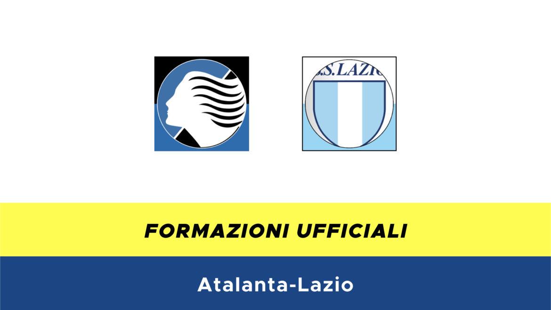 Atalanta-Lazio formazioni ufficiali