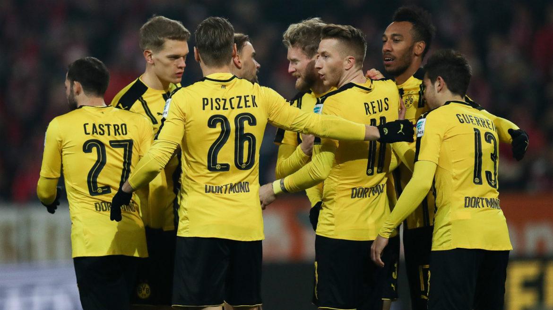 Monaco-Borussia Dortmund formazioni ufficiali