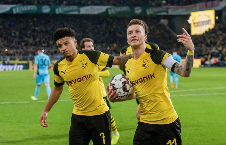 Borussia Dortmund-Borussia Monchengladbach: probabili formazioni