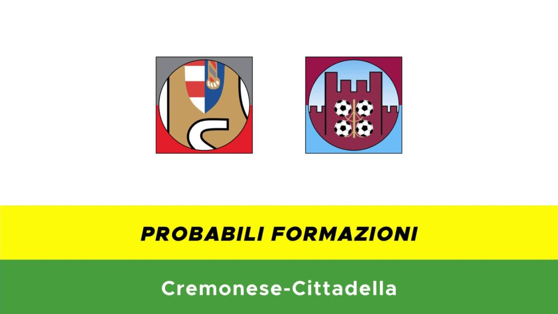 Cremonese-Cittadella probabili formazioni