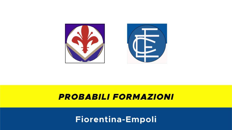 Fiorentina-Empoli probabili formazioni