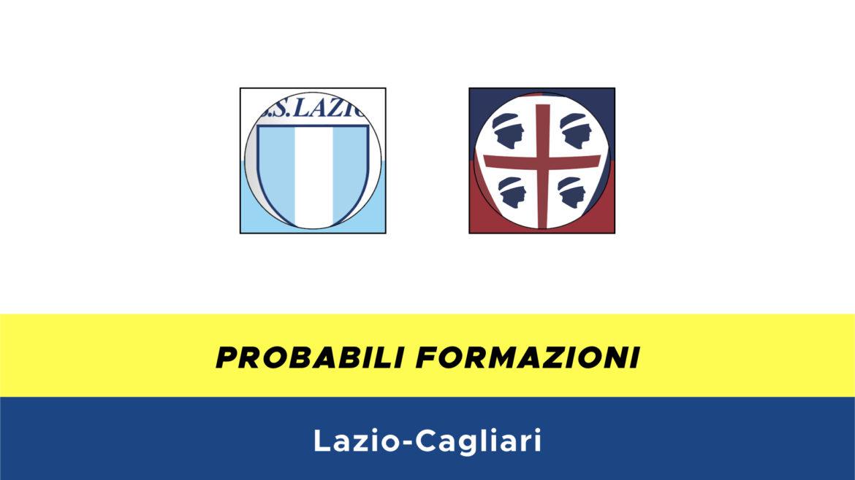 Lazio-Cagliari probabili formazioni