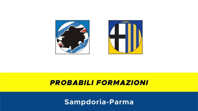 Sampdoria-Parma probabili formazioni
