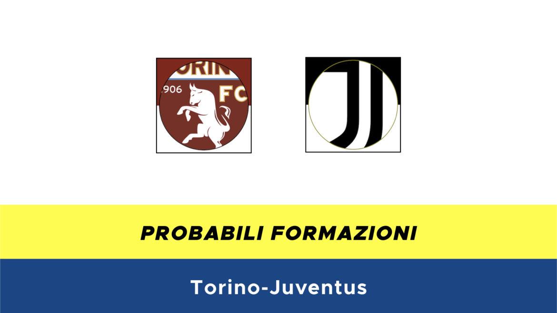 Torino-Juventus probabili formazioni