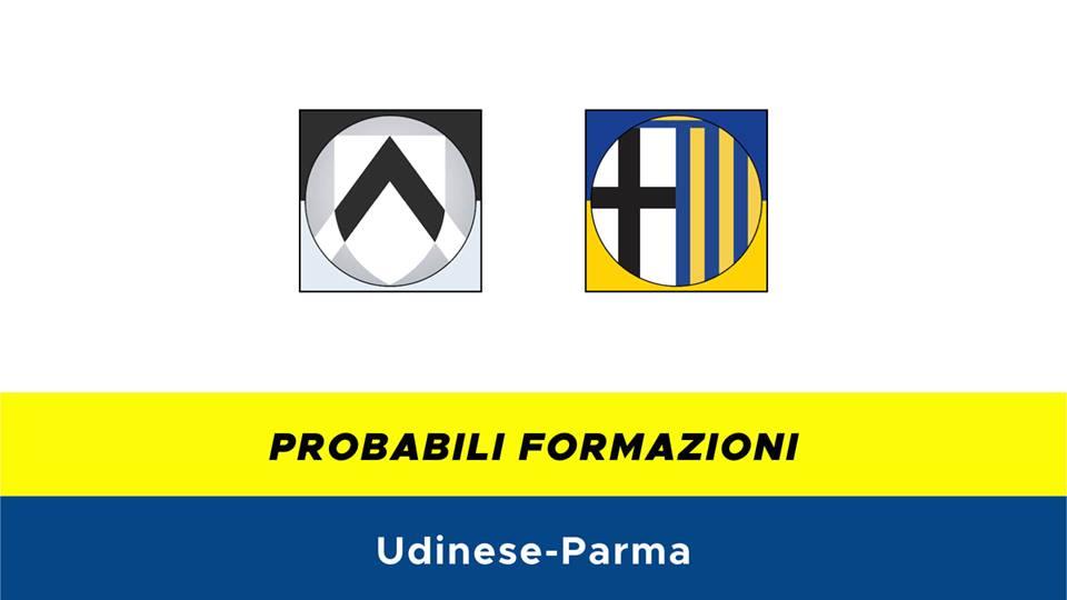 Udinese-Parma probabili formazioni