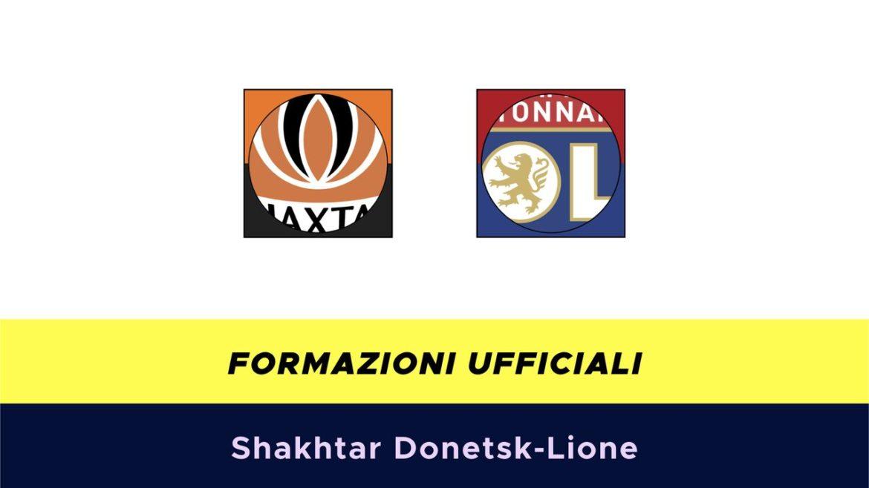 Shakhtar Donetsk-Lione form