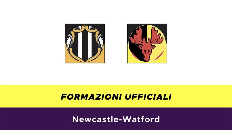 Newcastle-Wolves formazioni ufficiali