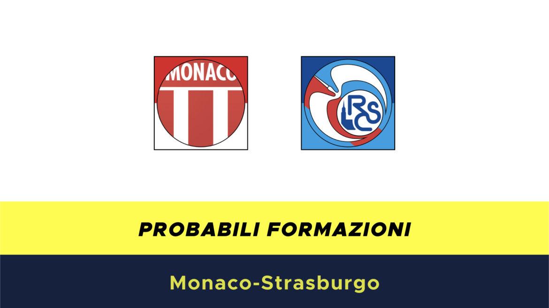 Monaco-Strasburgo probabili formazioni