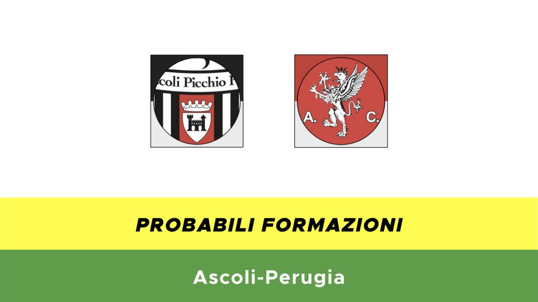Acoli-Perugia probabili formazioni