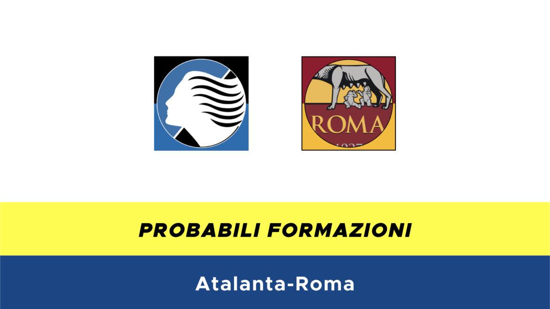 Atalanta-Roma probabili formazioni