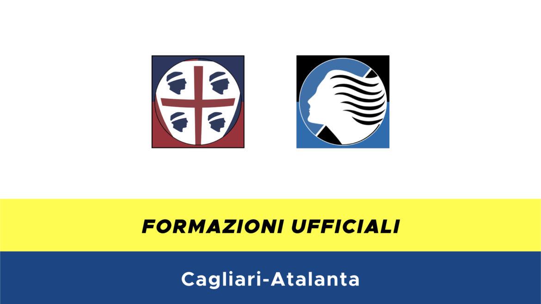 Cagliari-Atalanta formazioni ufficiali