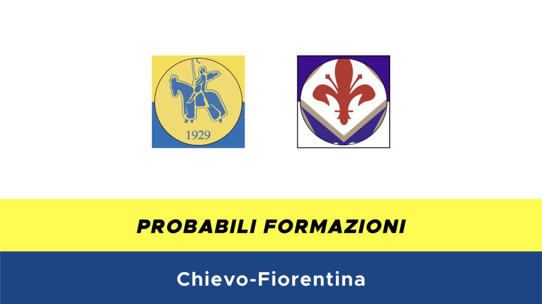 Chievo-Fiorentina probabili formazioni